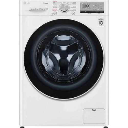 Πλυντήριο-Στεγνωτήριο LG F4DV509H0E 9 kg/6 kg