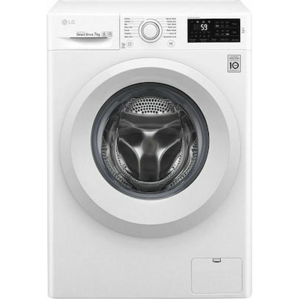 Πλυντήριο Ρούχων LG F4WV207N3E 7kg 1400rpm A+++ Πλυντήρια ρούχων