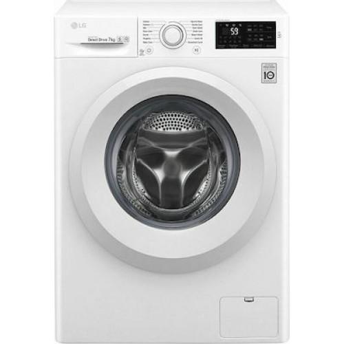 Πλυντήριο Ρούχων LG F4WV207N3E 7kg 1400rpm A+++