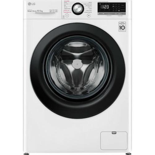 Πλυντήριο Ρούχων Ατμού LG F4WV310S6E 10,5kg A+++