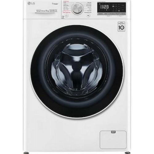 Πλυντήριο Ρούχων LG F4WV509S0E 9kg ατμού με Wi-Fi