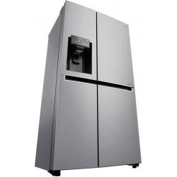 LG GSL760PZUZ ψυγείο ντουλάπα NoFrost 668Lt A++ Ντουλαπες side by side Ηλεκτρικες Συσκευες - homeelectrics.gr