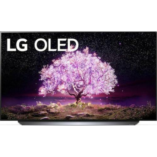 """Τηλεόραση LG OLED48C14LB 48"""" 4K Smart OLED TV UHD"""