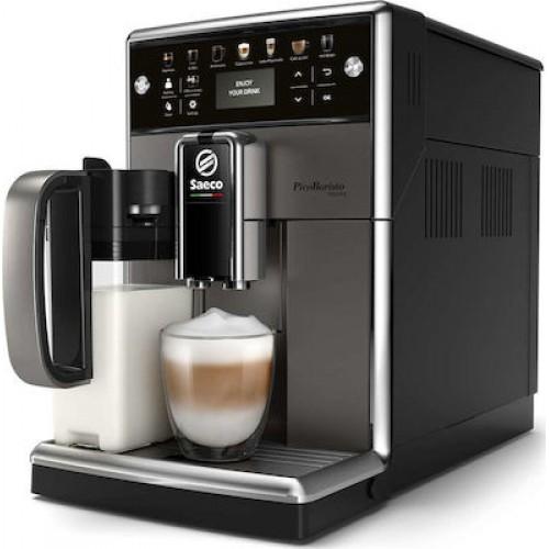 Μηχανή Espresso Philips Saeco SM5572/10 Πλήρως Αυτόματη με Ενσωματωμένο Μύλο Αλεσης