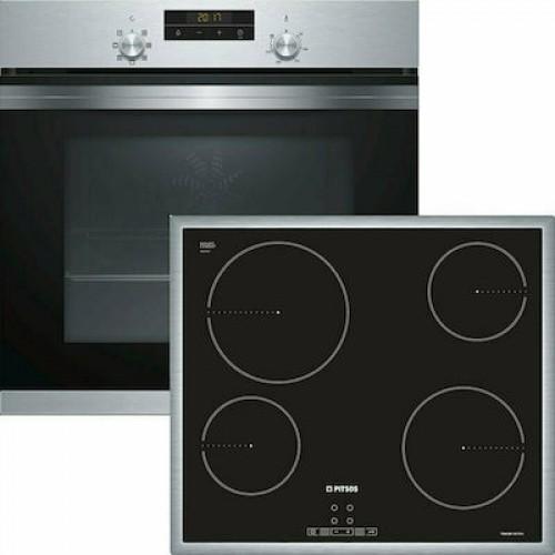 Σετ κουζίνας Pitsos PH20M40X0 & CRE645S06