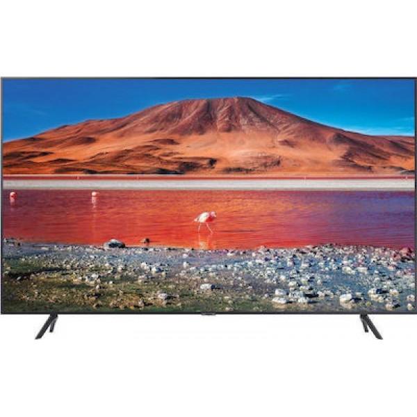 Τηλεόραση LED Samsung UE43TU7172UXXH Ultra HD Smart