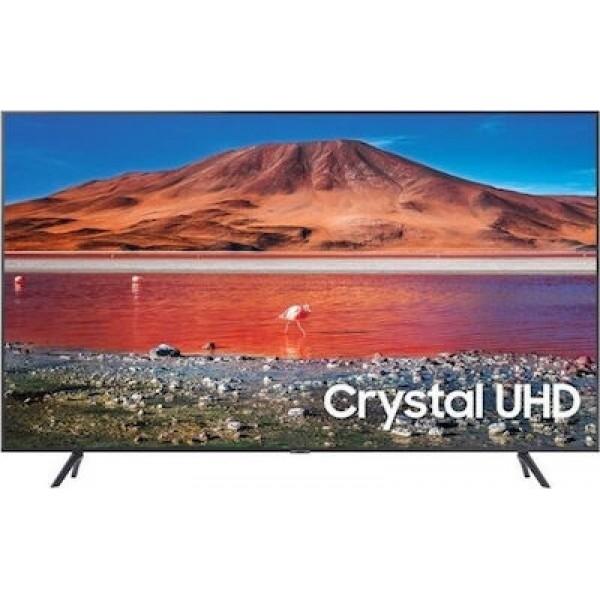 Τηλεόραση LED Samsung UE65TU7172UXXH Ultra HD Smart
