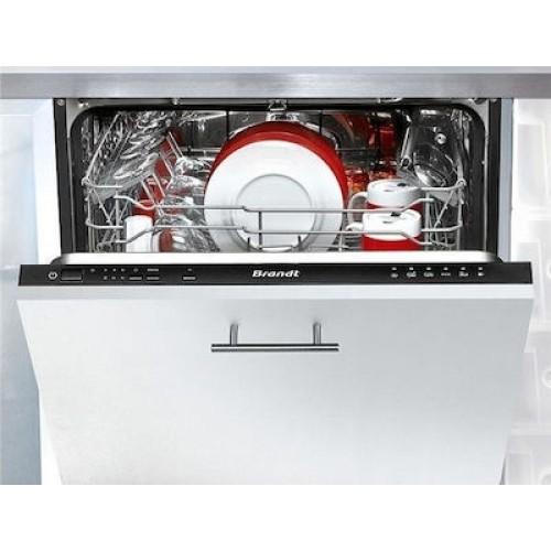 Εντοιχιζόμενο Πλυντήριο Πιάτων Brandt VH 1505J 60cm