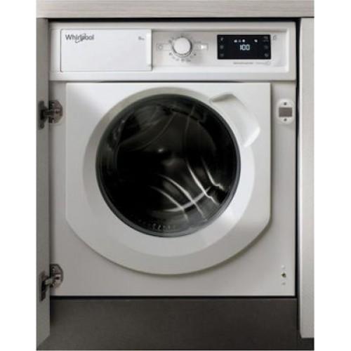 Πλυντήριο Ρούχων Εντοιχιζόμενο Whirlpool BI WMWG 81484E EU