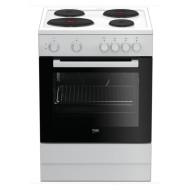 Κουζίνα Εμαγιέ Beko Αερόθερμη FSM 66002GW