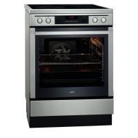 AEG 68476VS-MN Πυρολυτική κουζίνα MaxiKlasse 72 λίτρων Inox Κουζίνες