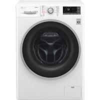 LG F4J7TY1W Πλυντήριο Ρούχων 8kg με Τεχνολογία Ατμού Πλυντήρια ρούχων