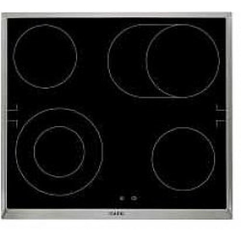 AEG HE604060XB Εντοιχιζομενη εστία (συνδυαζόμενη με κουζίνα