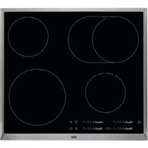 Εντοιχιζομενες κουζινες AEG HK654850XB Αυτόνομη Εστία Εντοιχιζόμενες Συσκευές