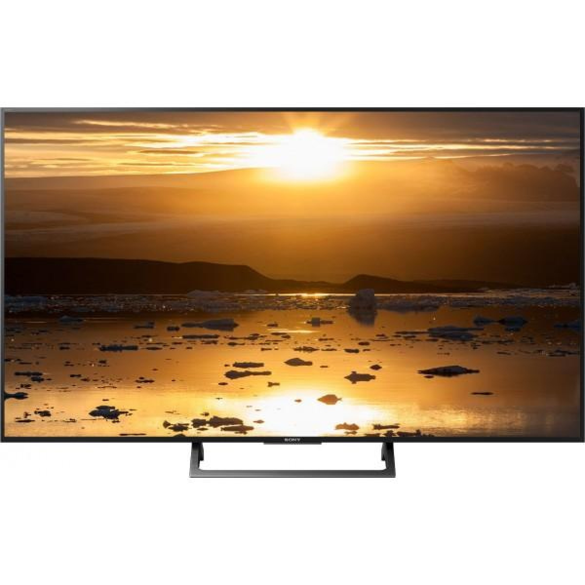 Sony KD-49XE7005 Τηλεόραση 4k Smart