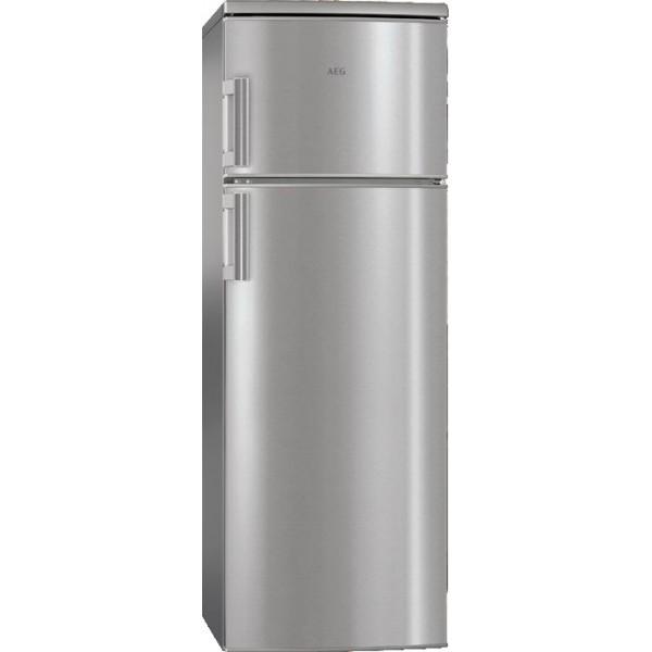 AEG RDB72721AX Δίπορτο Ψυγείο