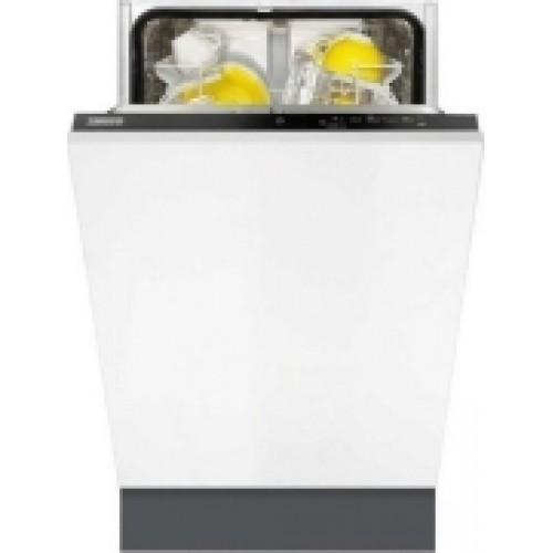 Zanussi ZDV12003FA Εντοιχιζόμενο Πλυντήριο Πιάτων 45cm