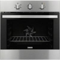 Zanussi ZOB 22601 XK εντοιχισμένος φούρνος Ιnox Φούρνοι