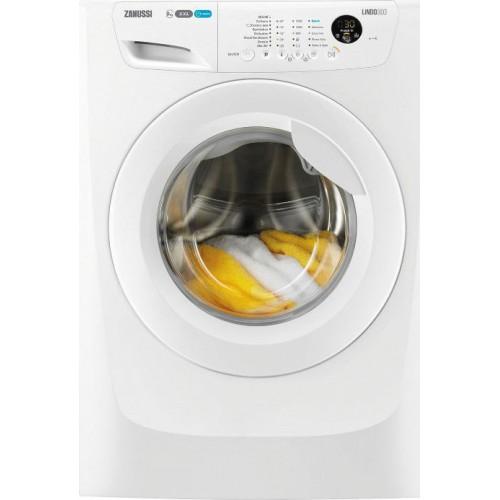 Zanussi ZWF91283W (Πλυντήριο ρούχων A+++-20% 9 κιλών 1200 στροφών)