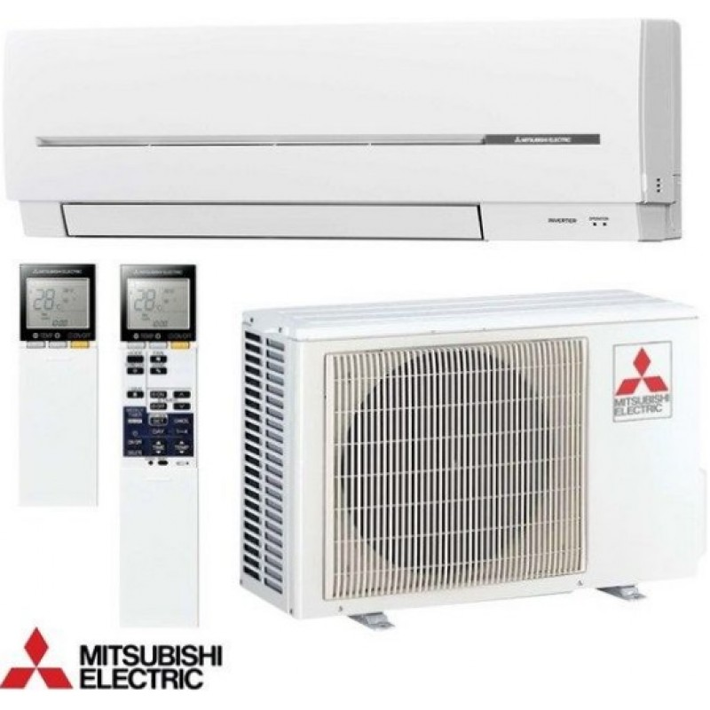 Mitsubishi Κλιματιστικό Inverter MSZ/MUZ-SF50VE A++/A+
