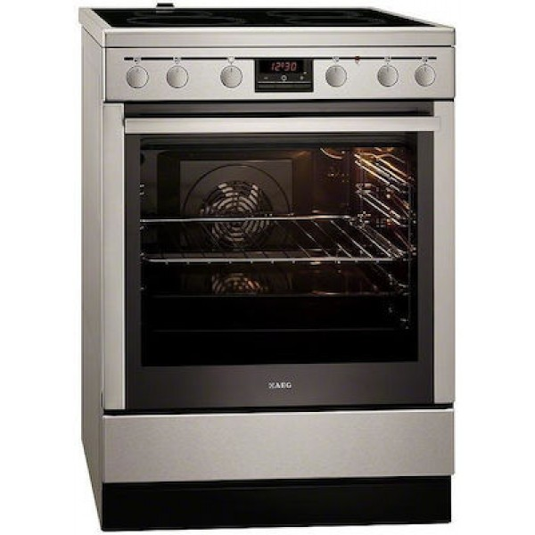 AEG 47056IU-MN Κουζίνα Κεραμική Επαγωγική