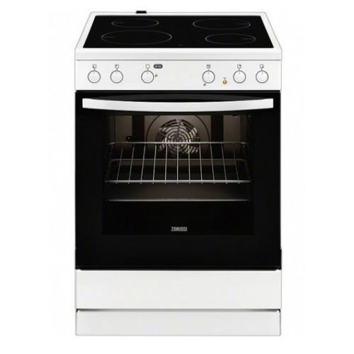 Zanussi Κουζίνα Κεραμική ZCV65030WA