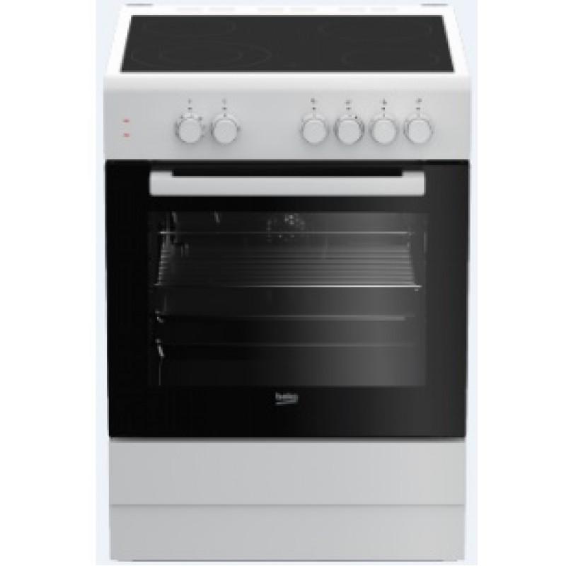 Beko Ηλεκτρική Κεραμική Κουζίνα FSM 67010 GW