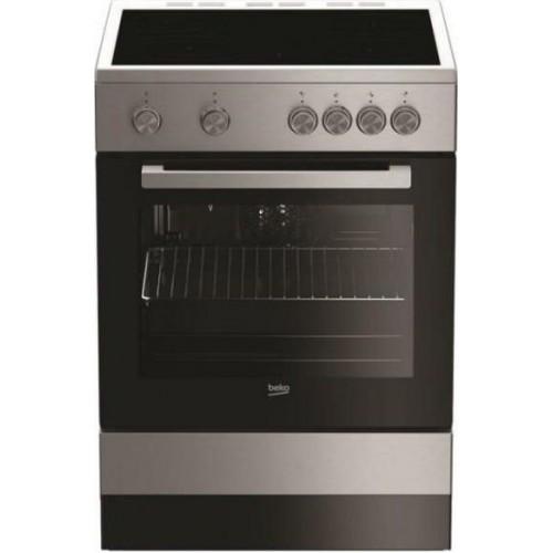 Beko Ηλεκτρική Κεραμική Κουζίνα FSM 67010GX