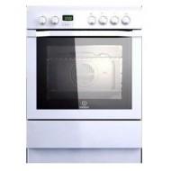 Κουζίνα Κεραμική Indesit I6VMC6A (W) POP