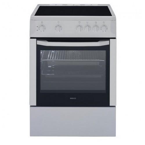 Beko Ηλεκτρική Κουζίνα Κεραμική CSM 67000 GW