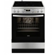 Zanussi Κουζίνα Κεραμική ZCV65320XA (72lt A)