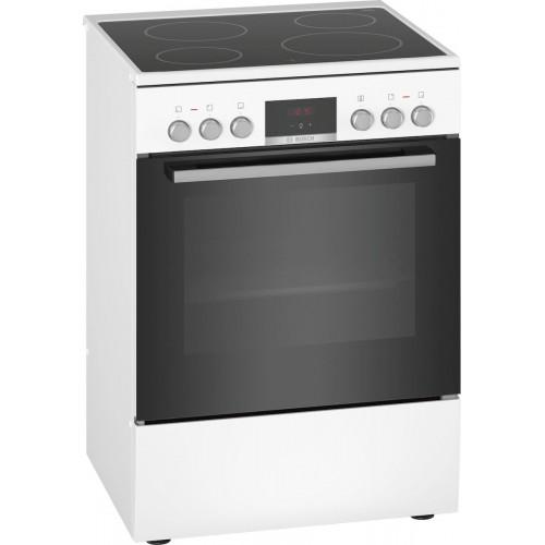 Bosch HKR39C220 κουζίνα με Κεραμική Εστία Λευκή