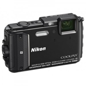 Nikon Coolpix AW130 Black Diving kit Εικόνα-Ήχος