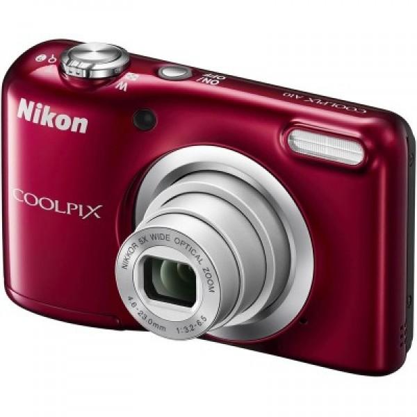 Nikon Coolpix A10 Red + Θήκη Nikon