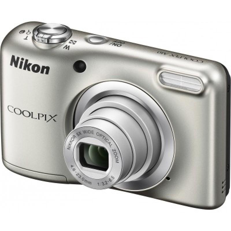 Nikon Coolpix A10 Silver + Θήκη Nikon