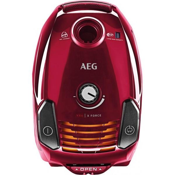AEG Ηλεκτρική Σκούπα VX6-2-RR