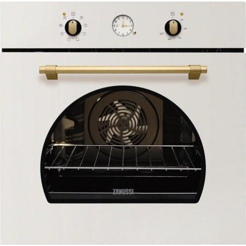 Zanussi ZOB33701MR Ρετρό εντοιχιζόμενος φούρνος