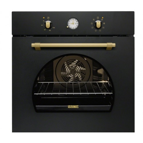 Zanussi ZOB33701CR Ρετρό εντοιχιζόμενος φούρνος