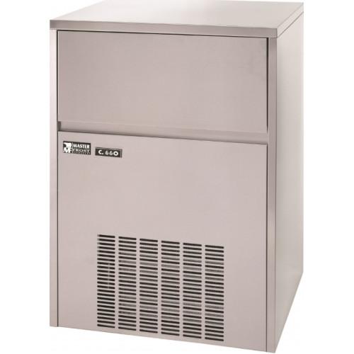 Παγομηχανή MASTER FROST C660 Ψεκασμού για παγάκι με τρύπα 66Kg/24hr