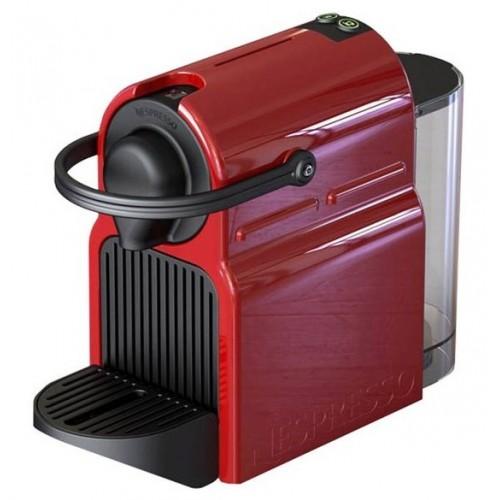KRUPS XN1005S NESPRESSO INISSIA RED & Δώρο Κουπόνι για Κάψουλες αξίας 30 Ευρώ