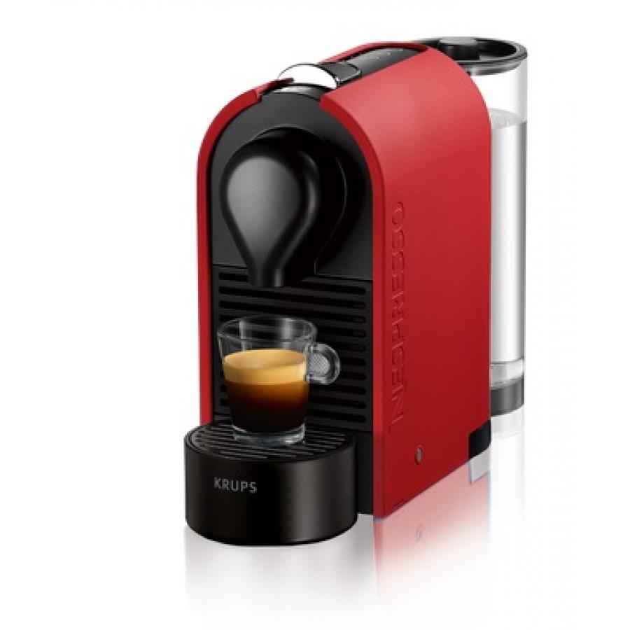 Καφετιέρα Krups Nespresso U XN2505S  Καφετιέρες Ηλεκτρικες Συσκευες - homeelectrics.gr