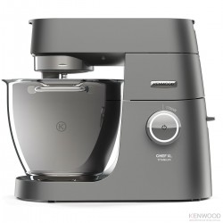 Kenwood KVL8470S Κουζινομηχανή CHEF XL TITANIUM μέ 5 Νέα εξαρτήματα Δώρο Κουζινομηχανές - Μίξερ Ηλεκτρικες Συσκευες - homeelectrics.gr