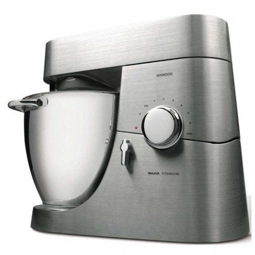 Kenwood KMM023 Κουζινομηχανή Major Τitanium μέ 7 Νέα εξαρτήματα Δώρο