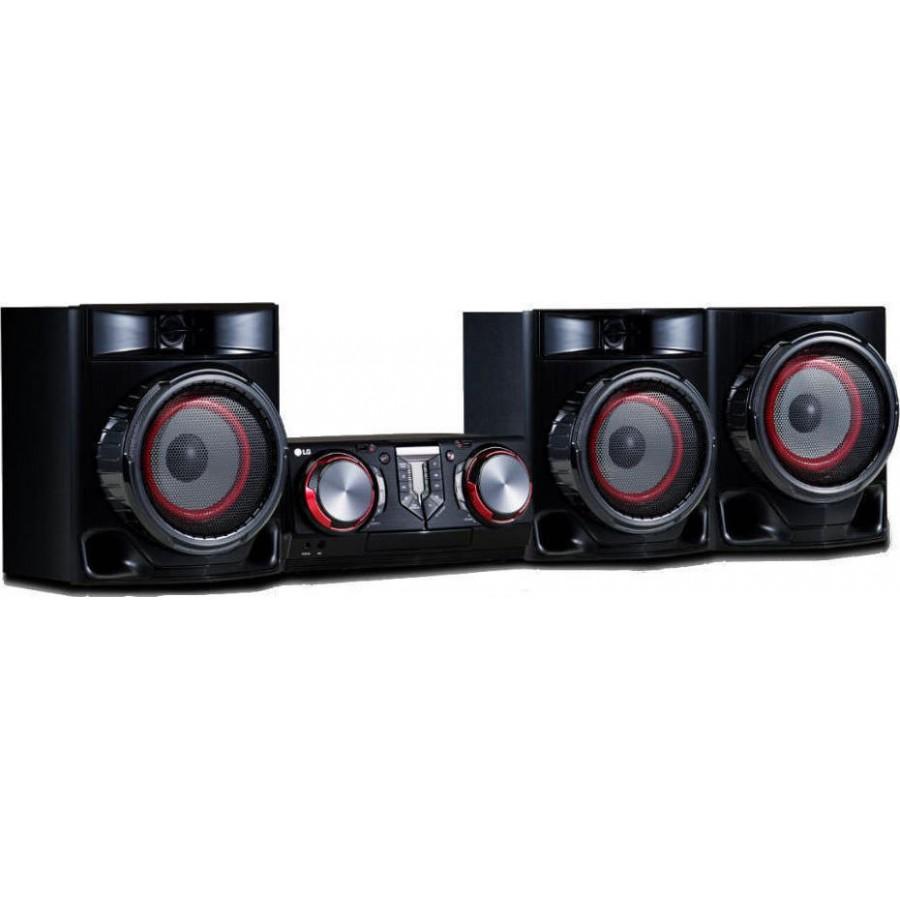 CJ45.DEUSLLK Hi - Fi
