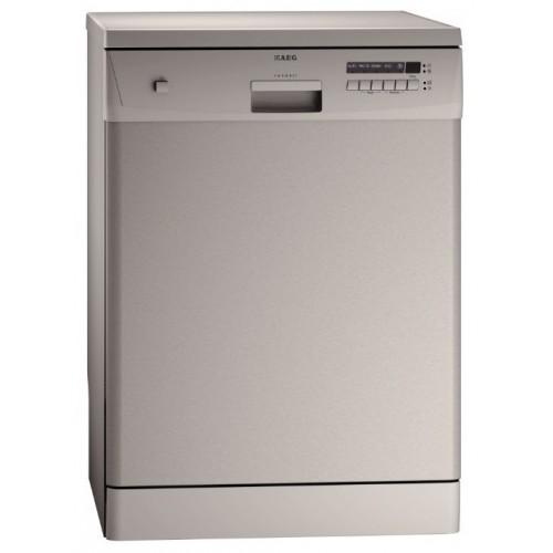 AEG Πλυντήριο Πιάτων F55022M0 Inox 60cm