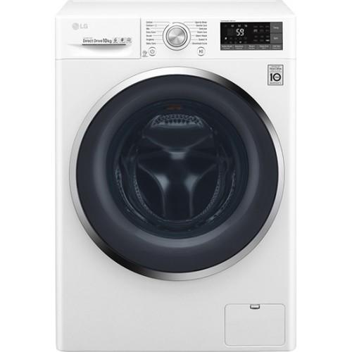 LG F4J7JN2W Πλυντήριο ρούχων A+++-40% 10 κιλών 1400 στροφών