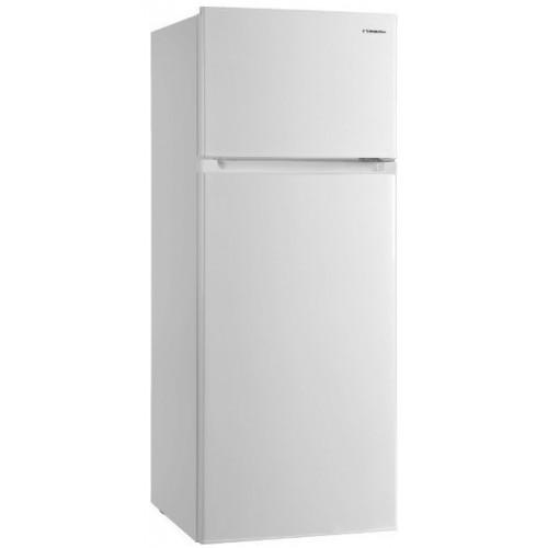 Inventor Ψυγείο Δίπορτο INVMS207AW