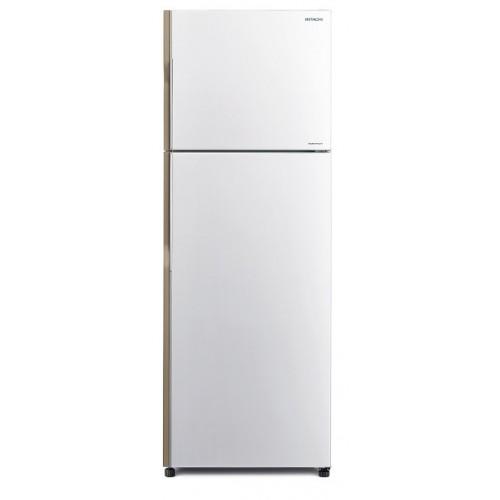 Hitachi Ψυγείο Δίπορτο NoFrost R-H350PRU7 PWH