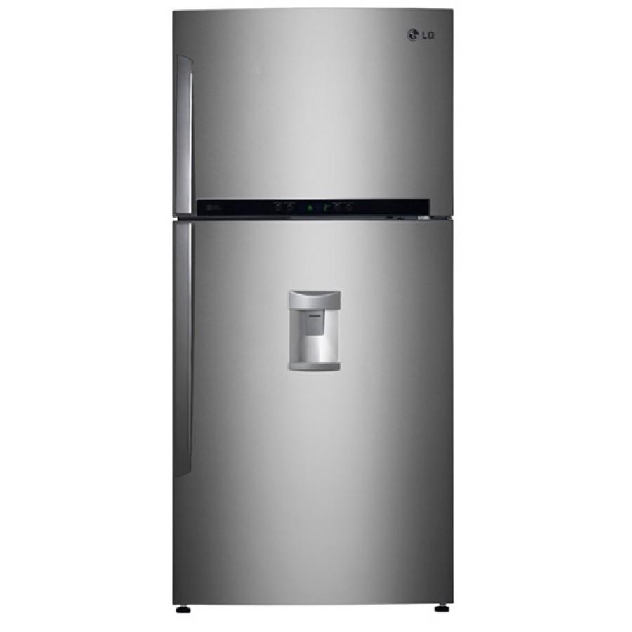LG Ψυγείο Δίπορτο GTF925PZPM (606LT A++) Ψυγεία δίπορτα Ηλεκτρικες Συσκευες - homeelectrics.gr