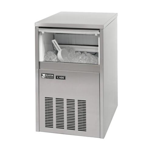 Παγομηχανή MASTER FROST M – 400 (παγακι συμπαγες )